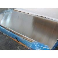 China Low Strength 5052 Aluminium Plate , Aluminum Alloy 5052 Good Cold Working Property wholesale