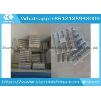 Buy cheap HGH Bulking Cycle Steroids Human Growth Hormone fragment CAS 176-191 from wholesalers