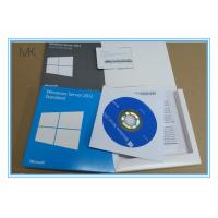 China Microsoft Windows Server Standard 2012  Retail (5 CAL/s) - Full Version Box wholesale