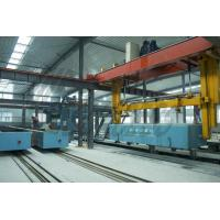 China Automatic Autoclaved Aerated Concrete Production Line wholesale