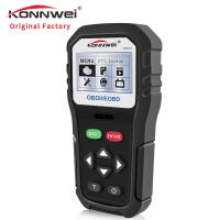 China Multi - Functional Konnwei Scan Tool KW818 Auto Diagnosis Machine For All Cars on sale