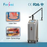 China stable and even laser output Fractional CO2 Laser Skin Care 40W Output Power wholesale