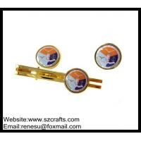 China men's tie clip with custom logo/Cheap wholesale tie clips wholesale
