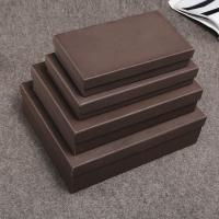 China Cardboard Custom Printed Boxes Various Size For Notebook / Planner Package wholesale