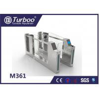 Quality border turnstile stainless steel speed Gate best choice for railway station, for sale