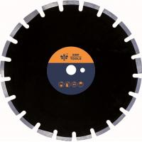 China Asphalt Abrasive  14 Inch  Diamond Concrete Saw Blade  by Wide U Protect Teeth Laser Welded wholesale