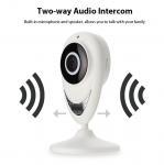EC8 HD 720P Mini Wifi IP Camera Wireless P2P Baby Monitor Network Remote CCTV Surveillance DVR Camera Playback on App