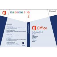 China Online Activate Microsoft Office 2013 License Key , Office Professional 2013 Download wholesale