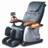Synchronized Music Massage Chair with Jade Thermo-Therapy and Air Pressure Bag