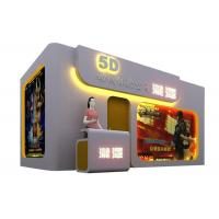 China Infinity virtual reality cinema 5d 7d 9d 12d 7d cinema 7d hologram projector prices wholesale