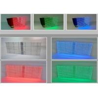 Quality Store / Jewelry Exhibition Hall P10 LED Screen for Transparent Video Advertising for sale