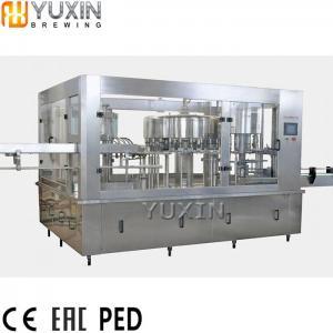 China pub/bar/hotel Beer Bottling Machine Filling-Sealing Equipment for sale wholesale