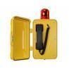 China Vandal Resistant Waterproof Emergency Phone / Weatherproof Telephone Box wholesale