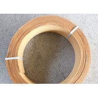 China Brake Band Industrial Friction Materials Excellent Oil Resistance wholesale