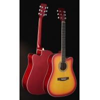 """China 41"""" Junior Spruce Western Guitar Basic six string Acoustic Guitar TP-AG51 wholesale"""