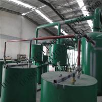China ZSA-3 waste oil decoloring system without clay and acid through vacuum distillaiton wholesale