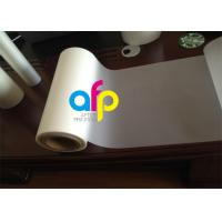 China Thermal Matt Lamination Roll , Printing Media Laminate Mylar Film Roll wholesale