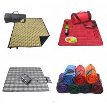 China Polyester Portable Waterproof Picnic Mat / Camping Mat / Yoga Mat / Beach Mat wholesale
