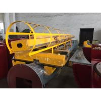 China Yellow Painting 4040 Pipe Welding Equipment Moving And Revolve For Pressure Vessel wholesale