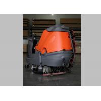 China Intelligent Floor Scrubber Dryer Machine , Automatic Riding Floor Scrubbers wholesale
