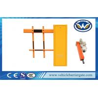 China IP44 Parking Lot Arm Barrier Gate Boom / Car Park Security Barriers wholesale