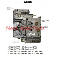 Quality Auto transmission AXOD sdenoid valve body good quality used original parts for sale