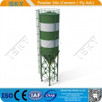China 30T Bolted Cement Silo wholesale