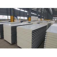 Buy cheap PPGI PPGL Foam Sandwich Roof Panels Durable PE SMP PVDF Free Sample Offered from wholesalers