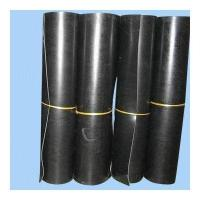 Buy cheap Food Grade Safety NBR Rubber Sheet , Insulation Rubber Sheet Non Toxicity,40-80Shore A Black Color With High Quality from wholesalers