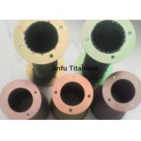 China Grade 5 Titanium Disc Bolts / Medical Industry Anodized Nuts And Bolts wholesale