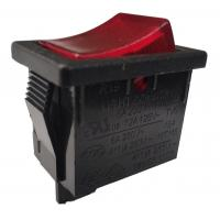 China PA66/PC Housing Rocker Electrical Switch R19-5 Easy Installation High Efficiency wholesale