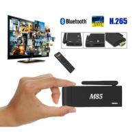 Quality M85 Amlogic S905X KODI 1G/8G Android 4.4 Mini PC Full HD Media Player Quad Core Android TV Dongle for sale