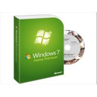 China Global Language Microsoft Windows 7 Home Premium Sp1 64 Bit OEM Full Box wholesale