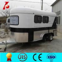 China Horse trucks with living,luxury trailer wholesale