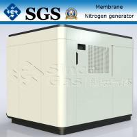 China Nitrogen Generation System Nitrogen Membrane Generators SGS BV Approval wholesale