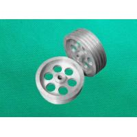 China Four Groove 500mm Groove Pulley , CNC Machining Aluminum 356 leading Wheel on sale