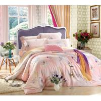 Quality Embroidery Reactive Printed Home Bedding Sets , Home Bedding Comforter Sets for sale