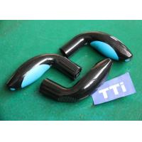 China High Plished Two Colour Injection Over Molding parts TTi  Overmolding Electronics  wholesale