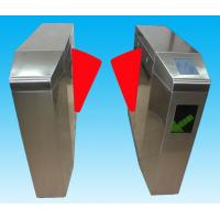 Quality 304 stainless steel high security gate barrier with self examine and alarm for station for sale