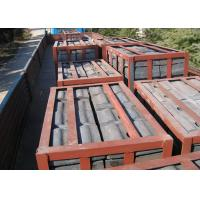 China High Cr Alloy Steel Liners Mill Liner Design And Installation With HRC48 wholesale