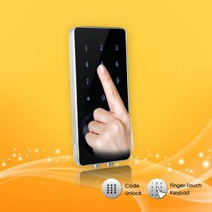 China Fashion Design Password Door Lock High Security APP / Mechanical Key Control wholesale