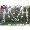 China Spigot Booth Aluminum Dj Truss , Rotating Alminum Stage Truss Trolley wholesale