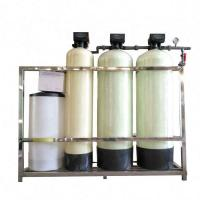 China Fully Automatic Water Softening Equipment For Composite Materials Eco Friendly wholesale