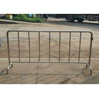 China Portable Truss Accessories Crowd Control Barriers Stainless Steel 304 Material wholesale