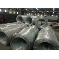 China ISO Electro Galvanized Wire For Wire Hanger , Galvanized Baling Wire wholesale