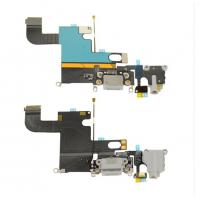 China Cell Phone Parts For iPhone 6 charger Port USB Dock Plug In Connector Flex Cable MOQ:10 PC wholesale