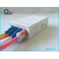 China Quick Charge 2.0 Portable USB Travel Charger 5 USB Outports Short Circuit Protection wholesale