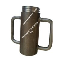 Quality Adjustable Shoring post prop screwed cup Q235 Q345 HDG or Original color for sale