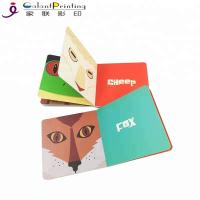 China English Children'S Board Book Printing Board Books For Babies And Toddlers wholesale