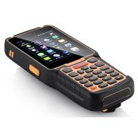 Quality Handheld 4G Barcode Scanner 1D 2D Industrial Mobile Terminal Qualcomm Chipset for sale